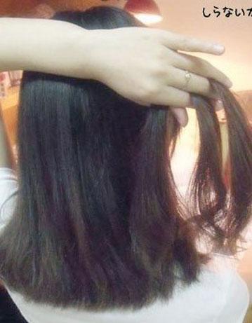 简单的扎头发方法