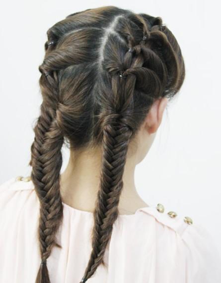 >> 文章内容 >> 小孩子好看的扎头发方法  哪个小孩最好看答:小孩子看