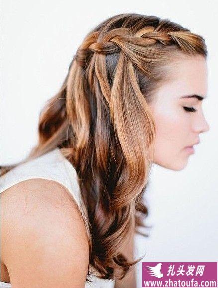 美丽发型过情人节