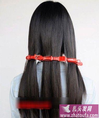 如何弄发型