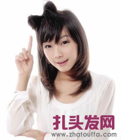 好多漂亮女生都有一头乌黑靓丽的长发,那么怎么让这些头发把自己的漂